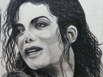 Michael Jackson - portrety