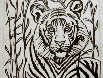 Jestem lwem, jestem tygrysem