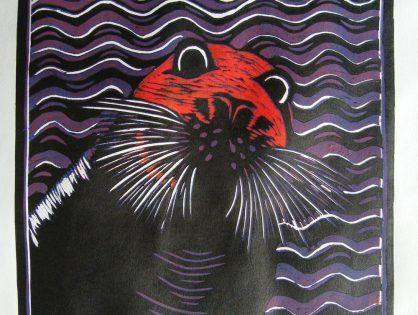 linoryt foka - malgorzata Jaskłowska