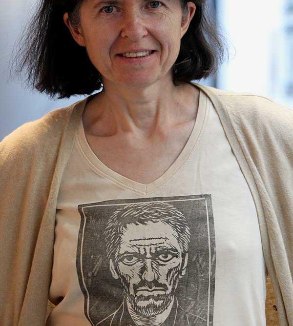 Małgorzata Jaskłowska - wernisaż wystawy grafiki