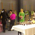 wernisaż wystawy malarstwa i kopii