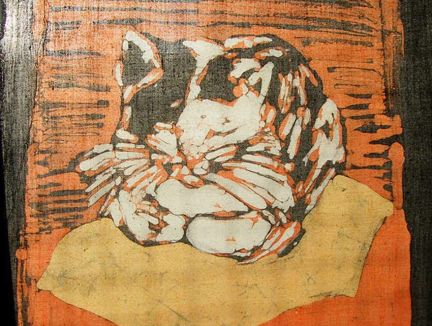 batik - malgorzata jaskłowska