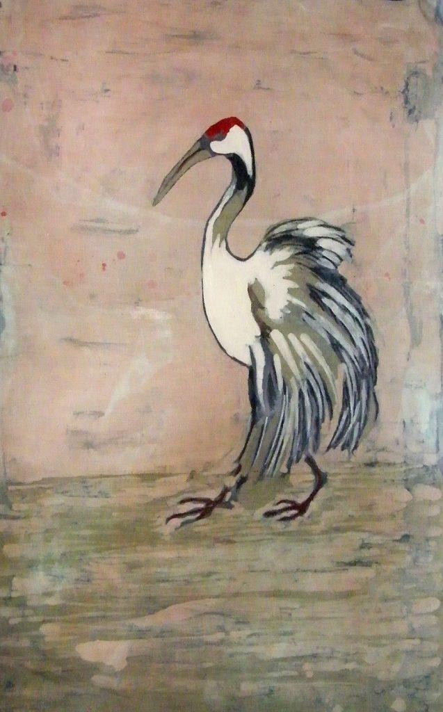 batik ptak