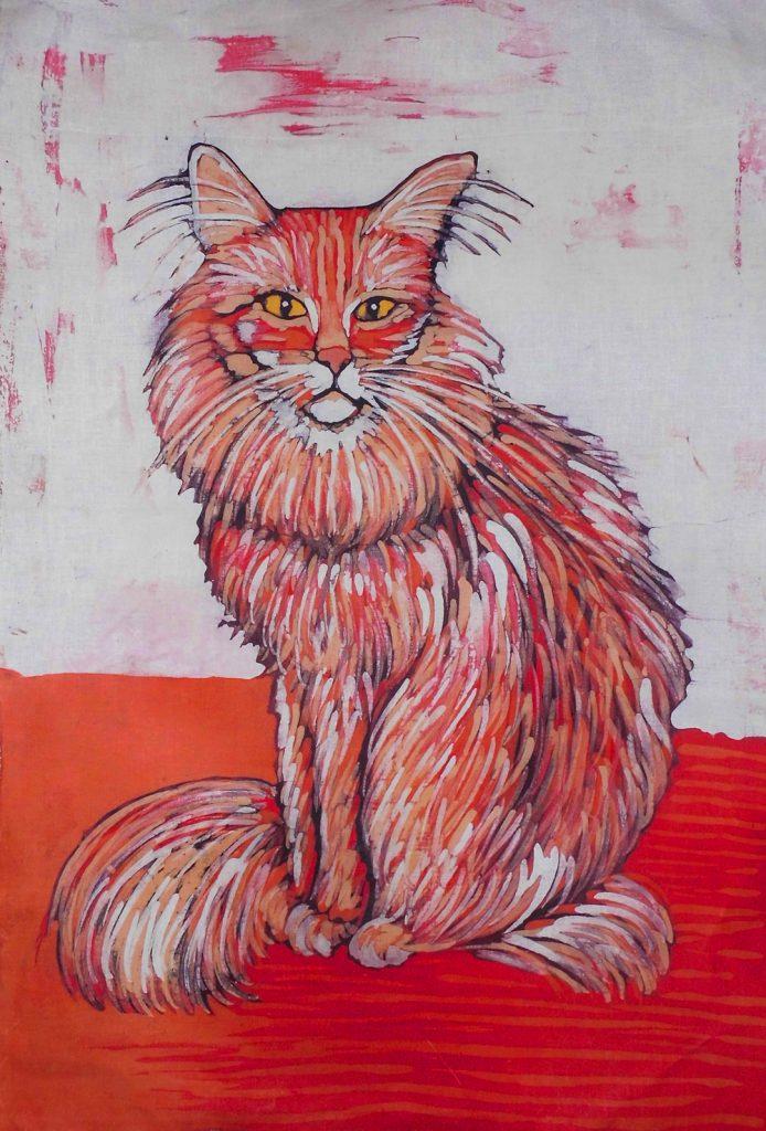 batik kot