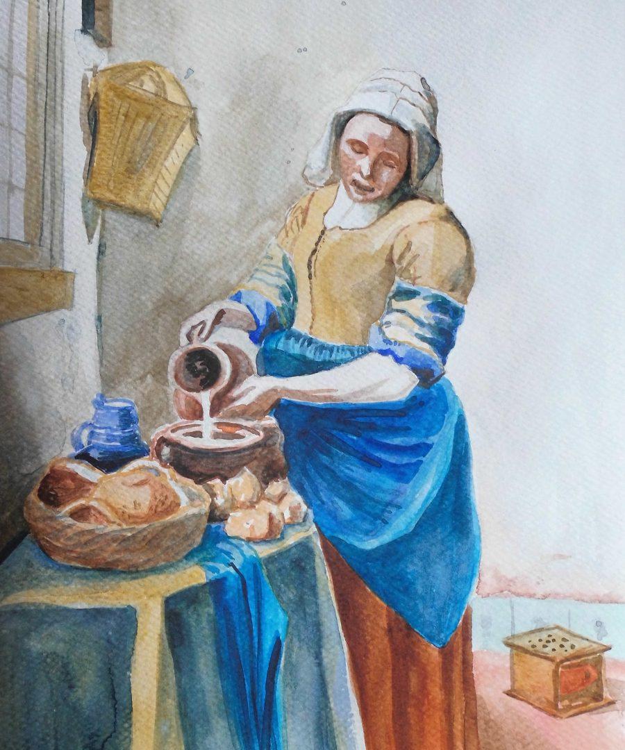 Mleczarka Vermeera