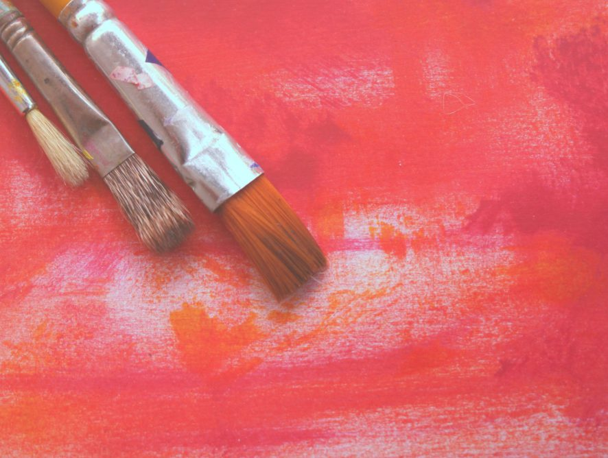 Techniki malarstwa olejnego - laserunek, impasto
