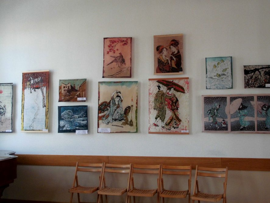 wystawa batiku 2017