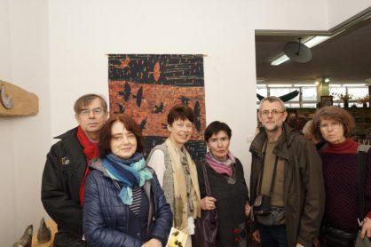 Wystawa Ptakowo Marzeny Bigaj
