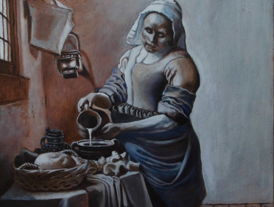 Mleczarka Vermeer